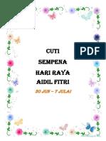 CUTI HARI RAYA AIDIL FITRI.docx