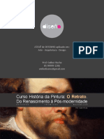 Curso Historia Da Pintura O Retrato-Antiguidade-Idade Média-Renascimento