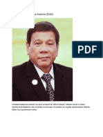 President Rodrigo Roa Duterte.docx