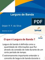 Largura de Banda SENAC