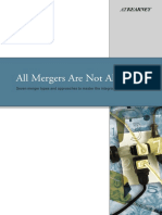 II. Post-merger Insights - 2 Seven Merger Types