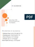 Suhas Dixit - Recycling of Aluminium