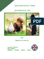 167 Projecto Curricular Joaninhas