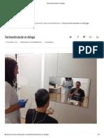 Electroestimulación en Disfagia