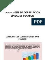 COEFICIENTE DE CORRELACION LINEAL DE PEARSON.pptx