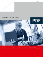CODESYS User Service En