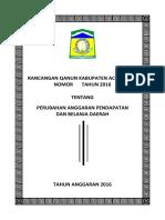 Cover Qanun Aceh Besar