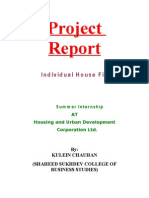 Project on Housing Loan