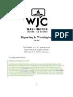 FALL 10 -- Reporting in Washington