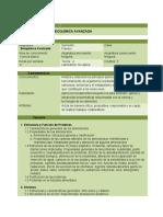 Contenidos Mínimos - Maestría en Ciencia y Tecnología de Alimentos - UAQ