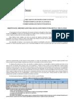 Objetivos de Aprendizem EnsFundamental 2016 Consolidados 1