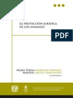 Proteccion Juridica de Los Animales