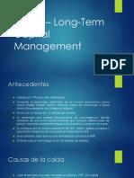 CASO – Long-Term Capital Management