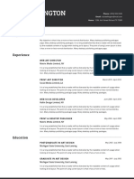 2 Pages Classic Resume_US Letter