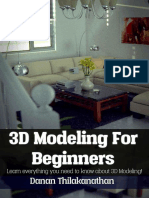 3D Modeling for Beginners_ Lear - Danan Thilakanathan