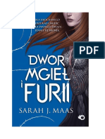 Sarah J. Maas - Dwór Mgieł i Furii