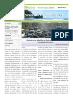 BIA Contaminación Sónica Noviembre 2015