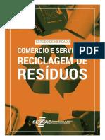 Reciclagem de Resíduos Na Bahia