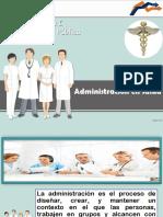 Administracion en Salud 2017