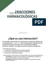 I UNIDAD-CLASE 4-INTERACCIONES FARMACOLÒGICAS.pptx