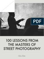 100 Lessons From the Masters of Street Photography