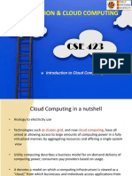Cloud Computing Nutshell
