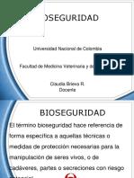 Bioseguridad Para Anatomía