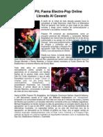 Passion Pit; Faena Electro-Pop Online Llevada Al Cavaret (16.08.2010) Guadalajara Jalisco - LCC. Alejandro Oliveros Acosta - http://blogs.iteso.mx/comunicacion/