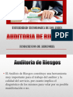 Auditoria de Riesgos