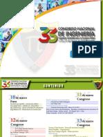 Congreso 33