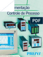 Catálogo Processo Presys