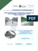 Plan de Compensacion y Reasentamiento Involuntario -Pacri Volumen i