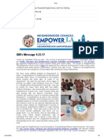 EmpowerLA Email for 9.22.17