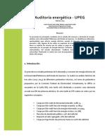 Reporte Auditoría UPEG Abril2015
