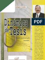 DINAMICA DE TESIS (Libro)