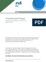 Guide TrinidadTobago