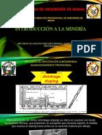 MÉTODOS DE EXPLOTACIÓN SUBTERRÁNEA ALMACENAMIENTO PROVISIONAL.pptx