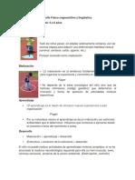 Tema II - El Preescolar Desarrollo Físico, Cognoscitivo