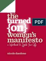 Turned on Women