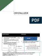 Crystallize r