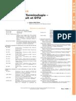 Murs-rideaux - Définitions – Terminologie – Normes Produit Et DTU - TIPesp-c3600