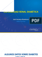 Enfermedad Renal Diabética