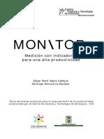 Monitor Medicion de Indicadores Para Una Alta Productividad