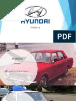 Estadísticas de Ventas Hyundai