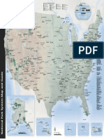 National Park Service national map Sep 1, 2011