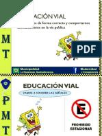 Educacion Vial Niños