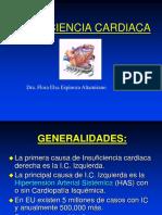 Insuficien Cardiaca Derecha Izsquierda