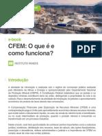[E-book] CFEM- O Que é e Como Funciona- 2ª Edição