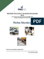 Ficha Tecnica Renamu 2014 2
