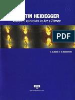 M. Heidegger Génesis y Estructura de Ser y Tiempo